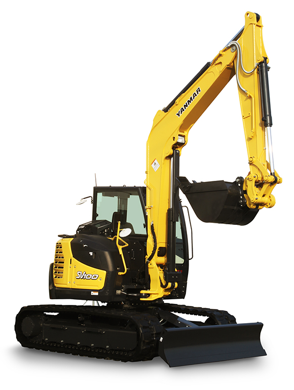 used mini excavator for sale mini digger auctions. Black Bedroom Furniture Sets. Home Design Ideas