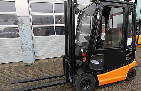 STILL R 60-25 Four Wheel Forklift
