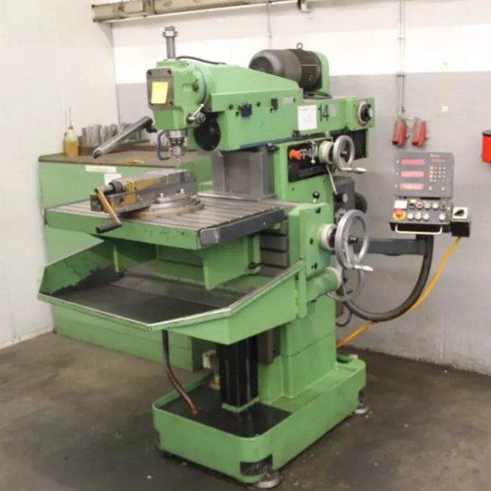 deckel milling machine