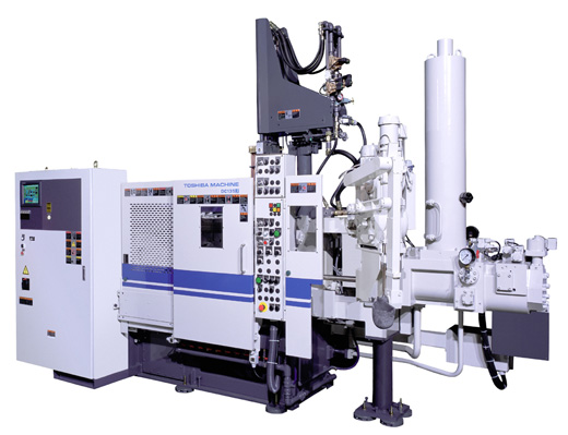 TOSHIBA Die Casting Machine