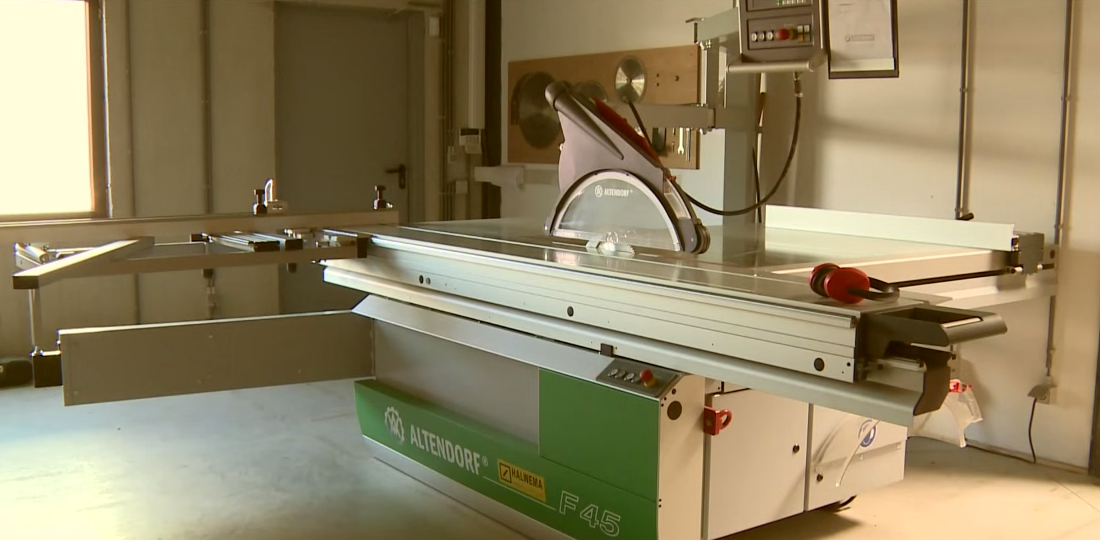 Sliding Table Saw for Sale | Used sliding panel saws