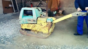 Vibratory Compactor from AMMANN