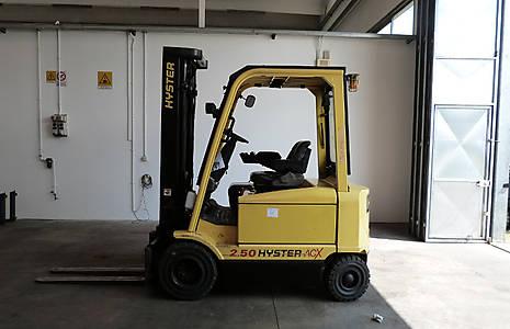 HYSTER J 2.5 XM Electric Forklift