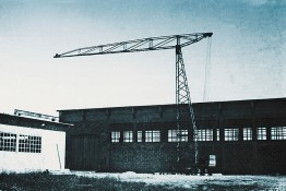 The birth of Liebherr 1949
