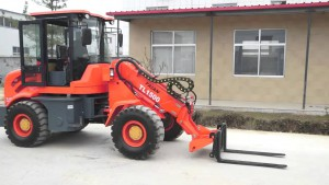 TAIAN TL1500 Telescopic Loader