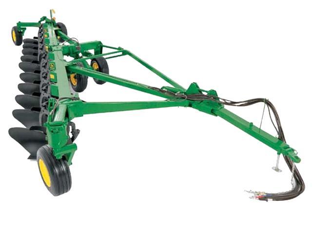 JOHN DEERE 3710 moldboard plow