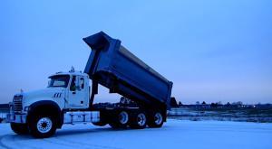 3-Axle Dump Trucks
