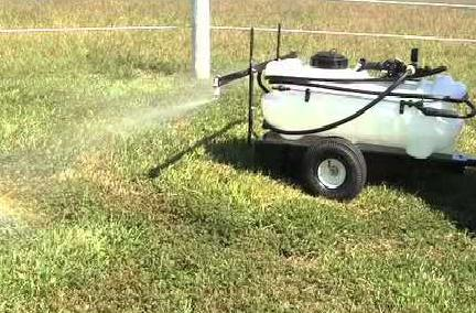Trailer Sprayer from Master Manufacturing