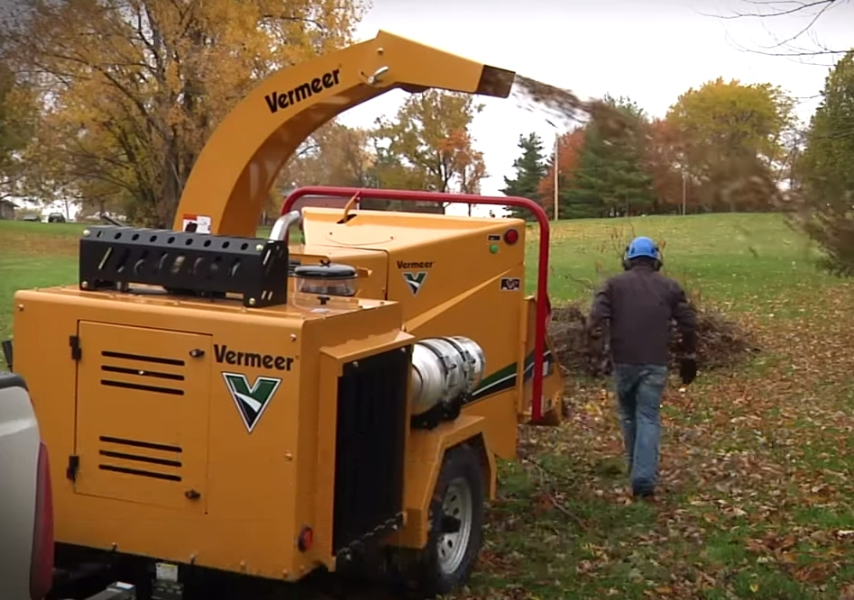 vermeer bc1000xl wood chipper