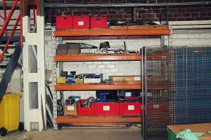 heavy duty rack
