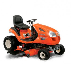 KUBOTA T1880 riding lawn mower