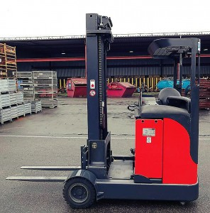 electro forklift for bearing