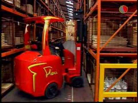 FLEXI Very Narrow Aisle Forklift