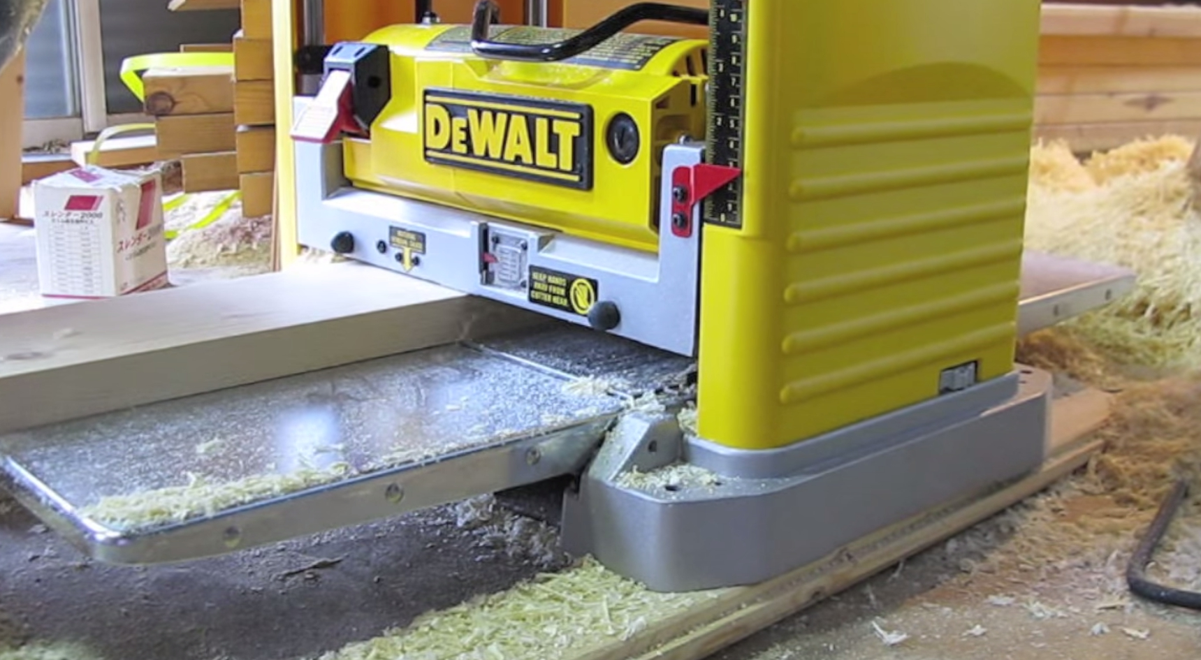 Used thickness planer for sale irwin side cutters