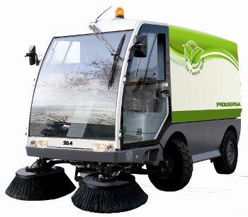PIQUERSA street vacuum sweeper