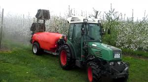 tractor drawn sprayer