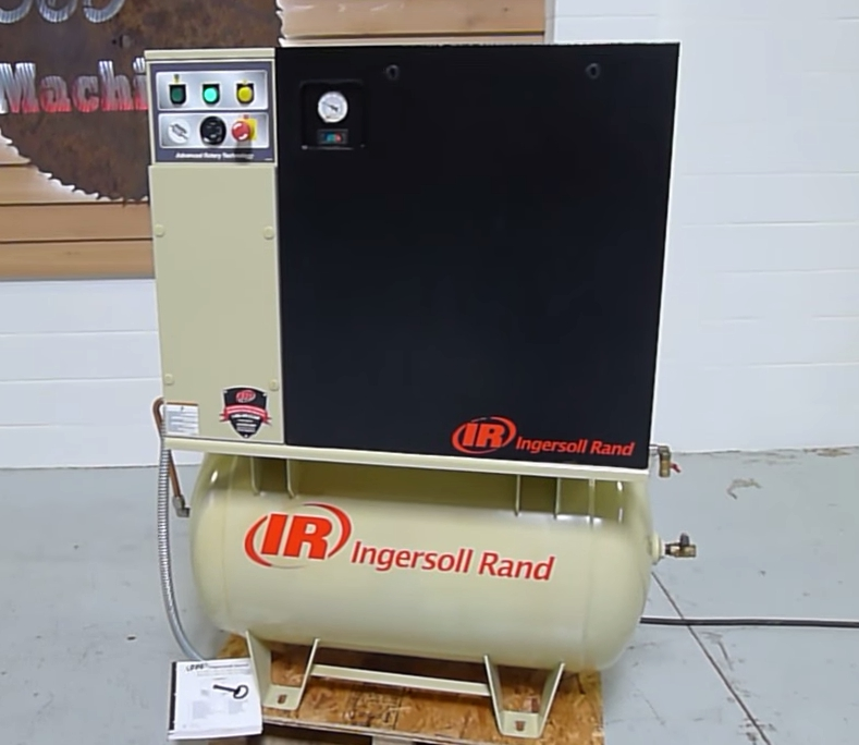 ingersoll rand screw compressor