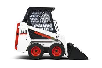 BOBCAT S70 skid steer loader