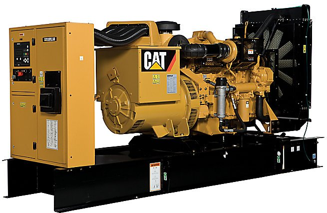 CAT 3406C electric generator