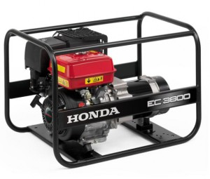HONDA EC3600 electric generator