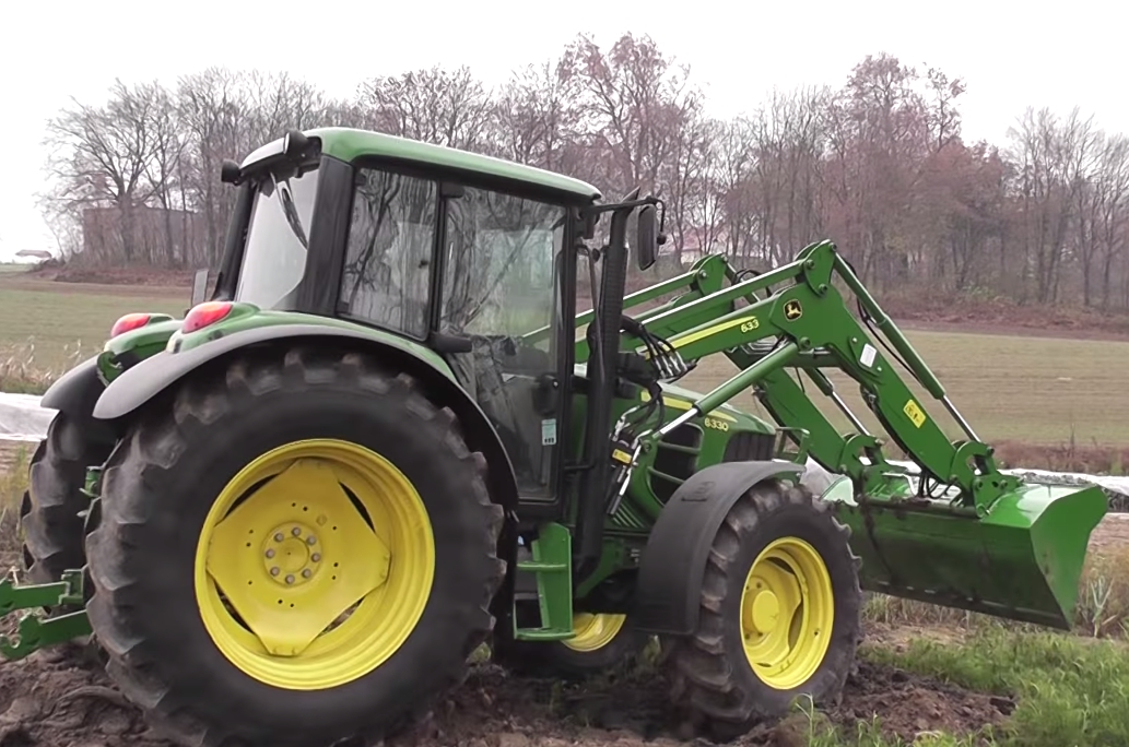 Used Lawn Tractor With Front Loader : Used front loader tractor for sale tractors