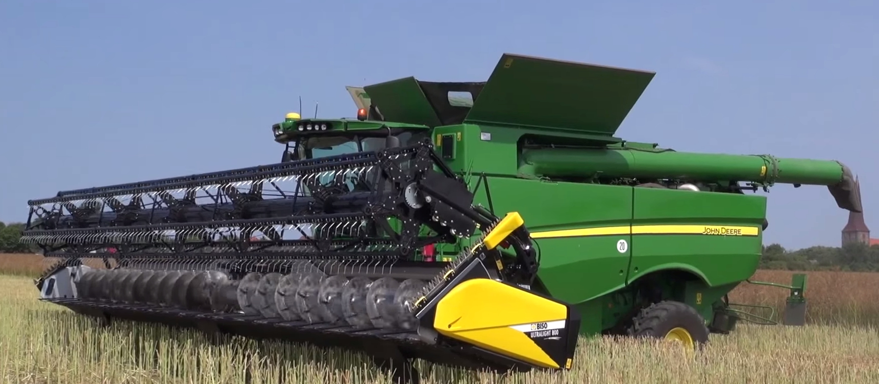 Combines For Sale Used Combine Harvesters