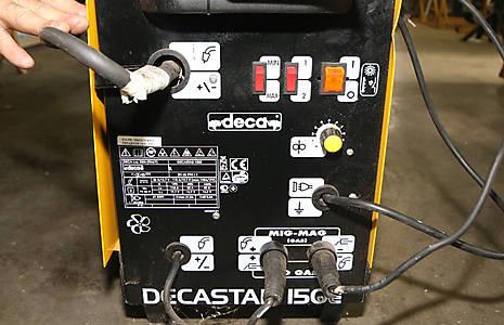 DECA MIG Welding Power Control