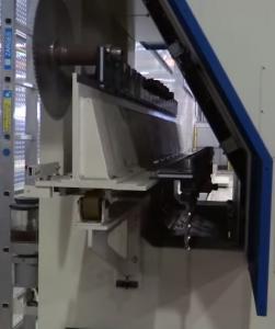 cnc machining center toolmagazine