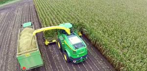 maize forage harvester