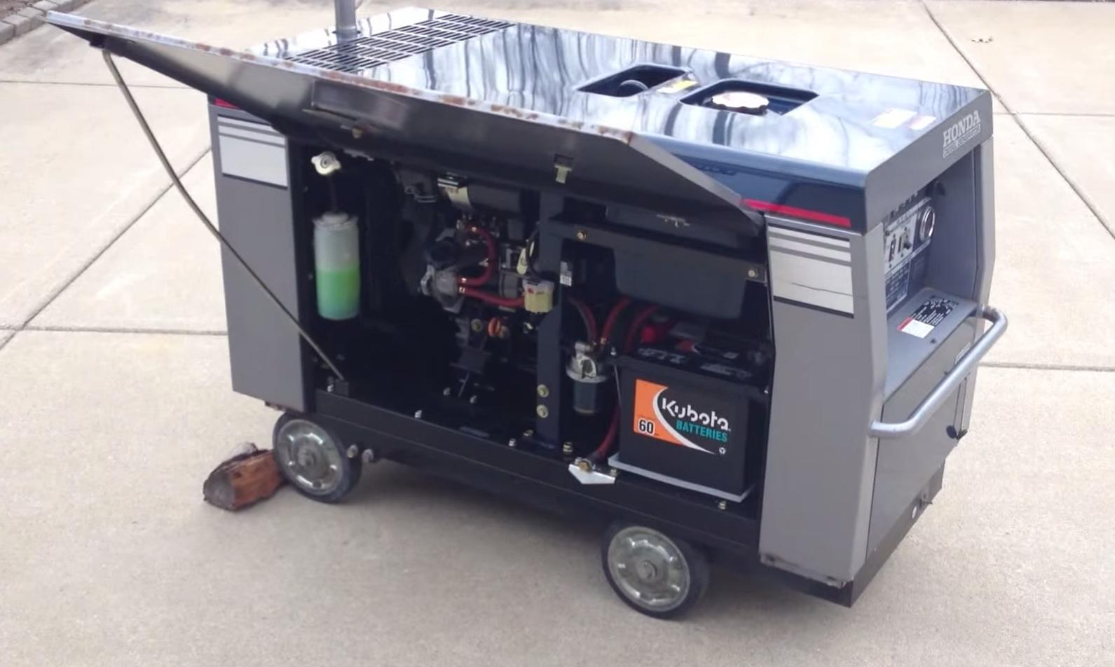 Used Diesel Generators for Sale | Portable Diesel Generator
