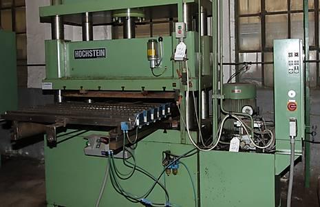 HOCHSTEIN PP 100 Hydraulic Press