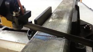 metal cutting bandsaw