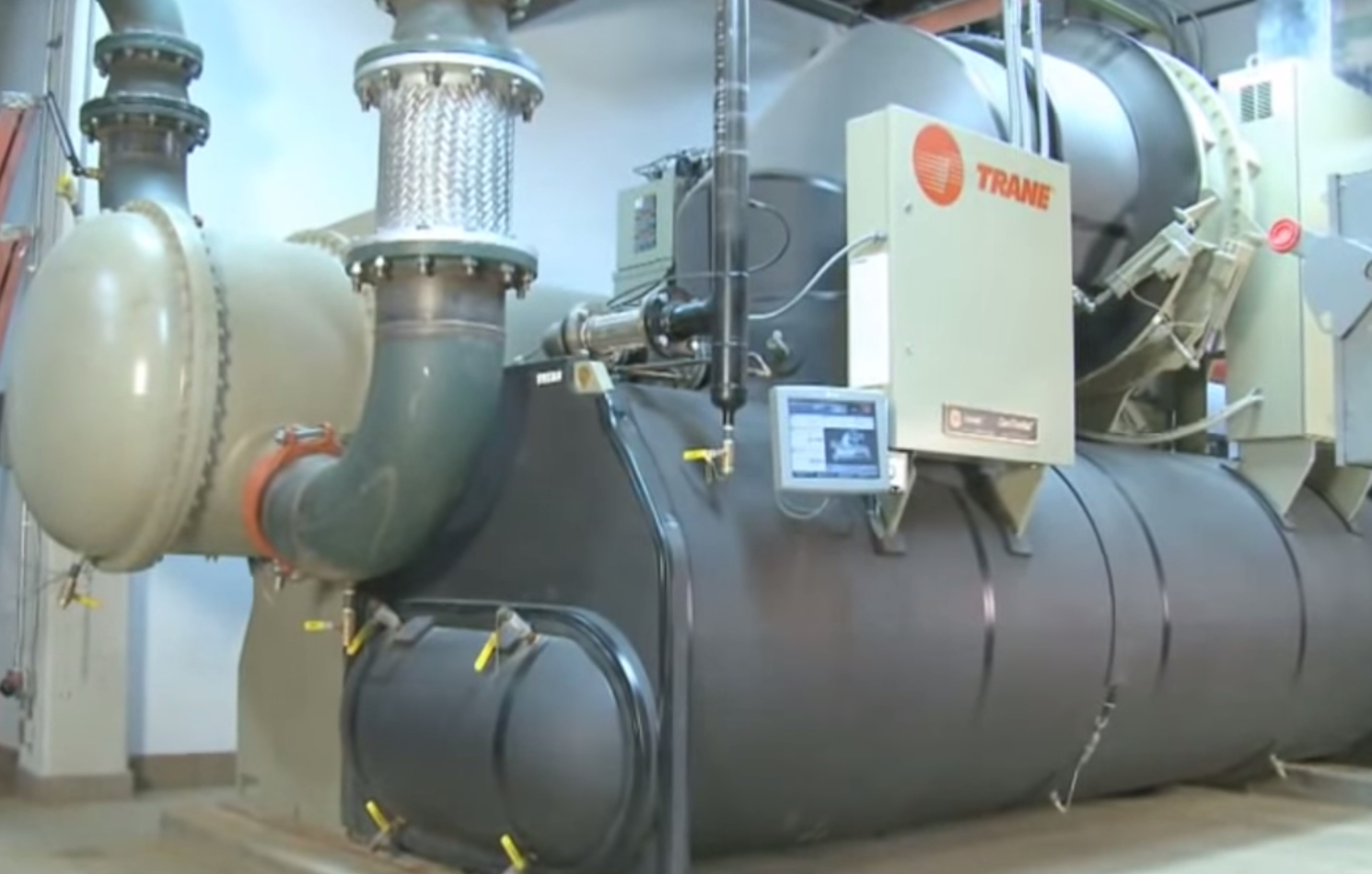 the utilization of industrial chiller in Industrial refrigeration services overview trane chillers are relied upon for both comfort and process applications in every corner of the world.