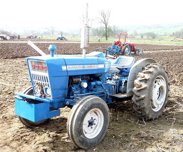 Ford 3000 Tractor Generator : Used ford for sale
