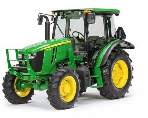 JOHN DEERE 5E Series tractor