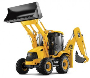 JCB CX3 mini excavator
