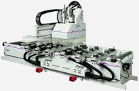 Weeke Optimat BHC 550 CNC Working Center