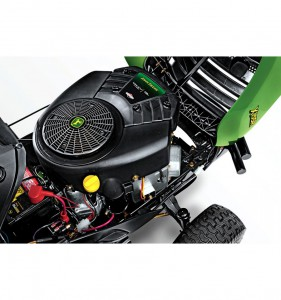 John Deere X155R Mower Engine