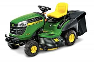 John-Deere X155R Mower Front