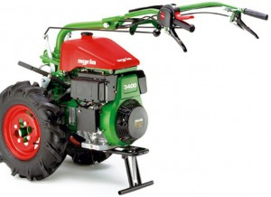 The AGRIA 3400 tractor motor