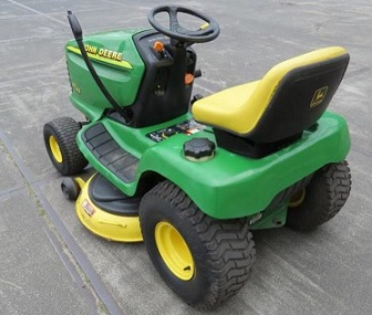 John Deere LT155 Riding Mower