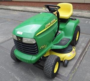 Used John Deere LT155 for Sale