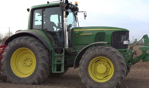Tractor John Deere 6920 for Sale