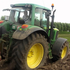 Used JD 6920 Utility Tractor