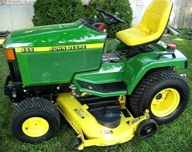 Used John Deere 455 For Sale