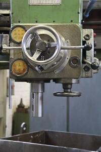 Auslegearm von Radialbohrmaschine