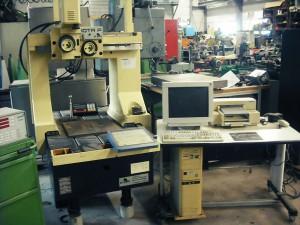 gebrauchte 3D Messmaschine für Metall