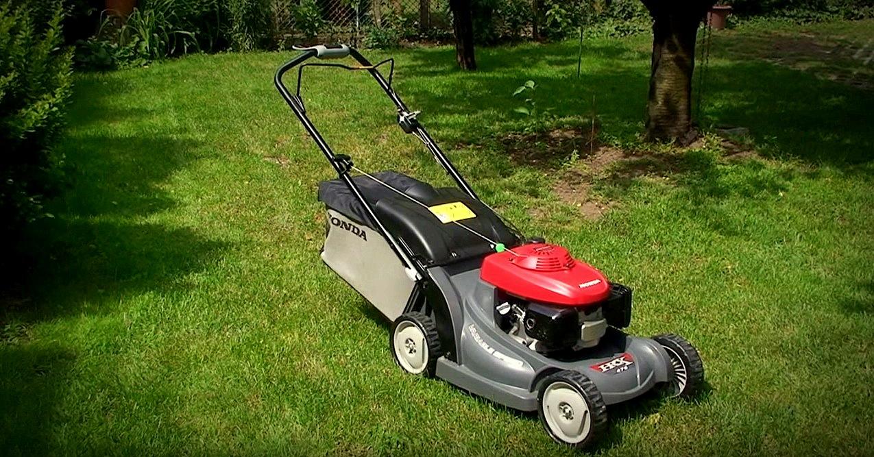 Honda HRX 476 Garten- undKommunaltechnik