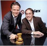 Michael Werker & Uli Stalter sind Geschäftsführer von Surplex