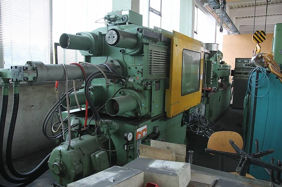 anker-spritzgießmaschine